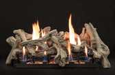 "EMPIRE 24"" DRIFTWOOD LOG SET 10 PIECE LS-24CD"
