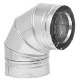 90 DEGREE SWIVEL ELBOW -   4D90L