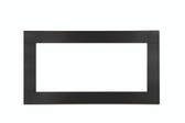 DS-BLK-RNCL35 DECORATIVE SURROUND MATTE BLACK