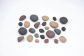 RIVROCK-25PK RIVER ROCK 25PC SET