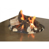 Log Set & Lava Rock for CF-20-LP, CF-1224 or CF-2424. CF20-LOG SET