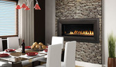VRL4543 LINEAR VENT-FREE FIREPLACE