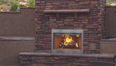 "42"" Outdoor Wood Burning Fireplace,Stacked Refractory Panels WRE3042"