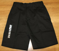 Mens Black Twill Universal Shorts