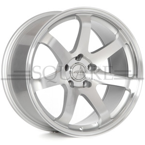 SQUARE Wheels G8 Model - 17x9 +15 5x114.3