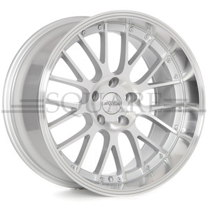 SQUARE Wheels G6 Model - 18x9.5 +12 4x114.3