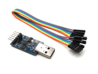 FTDI FT230X USB to UART Serial Adapter Dongle Compatible with FT232R USB Adapter