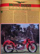 1951 Moto Guzzi Falcone