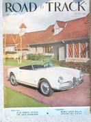 1956 Alfa Romeo Spyder VW Karmann Ghia