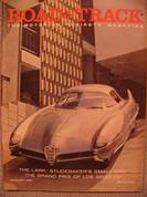 1958 Alfa Romeo BAT Aston Martin Mark 3 Datsun1000 Sunbeam Rapier