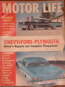 1958 all USA cars driver reports and full compare