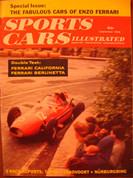 1959 Ferrari 250 California GT Berlinetta,Porsche 1600 Fiat Abarth Dauphine