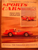 1959 micro cars from Italy,Osca,Abarth,Weber carb how to tune