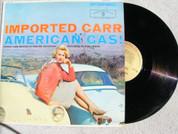 1959 Triumph TR3 Carole Carr singer