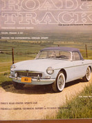 1963 MG -B Austin Healey 3000 Pegaso Z-102