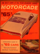 1965 all cars road test and analysis huge 75 pages