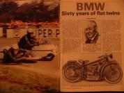 1966 Norton 750 Atlas,60 years BMW history