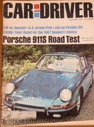 1967 Porsche 911s Volkswagen 1500 Jaguar XKE Pontiac conversion