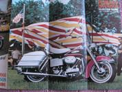 1968 Harley-Davidson Electra-Glide brochure catalog