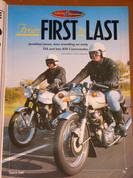 1968 Norton750 versus 1975 Norton 850,Harley Knucklehead