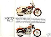 1969  Harley-Davidson Sportster  XLCH XLH