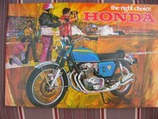 1969 Honda sandcast  & all models 23 pages