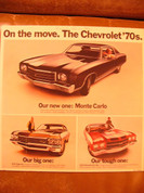 1970 Chevrolet TV Special Dionne Warwick Glen Campbell Burt Bacharach