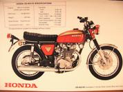 1970 Honda 450