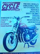1973 Kawasaki 900 Z-1, Dunstall Norton,Benelli 6