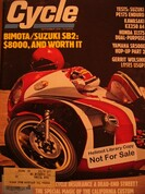 1978 Bimota SB2 Suzuki 175 Honda 175 Yamaha SR500