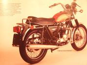 1980 Triumph 750 Bonneville T140E TR7V T140D