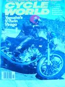 1981 Yamaha Virago Honda CB900f