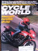 1982 Kawasaki GPZ 750 BMW R65LS Yamaha XS650