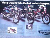 1982 Triumph Bonneville Royal Executive
