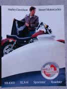 1984 Harley XR1000 XLX61 Sportster Roadster