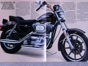 1985 Harley Davidson 1100 Sportster for sale