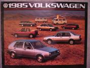 1985 Volkswagen VW Golf Jetta Cabriolet Scirocco Quantum Vanagon