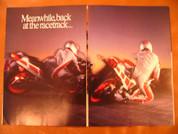 1985 Yamaha FZR 1000 Yamaha FZ700 Yamaha FJ1200 FZ600