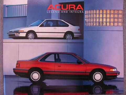 1987 Honda Acura Legend Integra - Califspeed