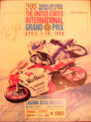 1988 Motorcycle GP signed Kevin Schwantz