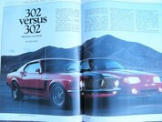 1990 Honda Acura NSX, 1970 Boss 302 Mustang