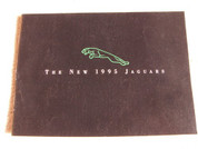1995 Jaguar brochure catalog