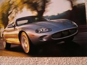 2000 Jaguar all models plus XK180 Show car pic