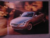 2002 Lexus full model line