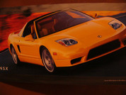 2004 Acura full line sales brochure catalog