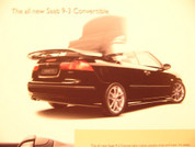2004 Saab sales brochure catalog full line