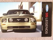 2005 Ford GT 2005 Ford Mustang 2005 Ford Thunderbird