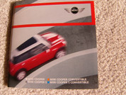 2005 Mini Cooper sales brochure catalog