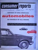 50 american cars comparison 1953