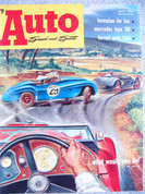 Auto Speed/Sport April 1952, Ferrari 212 Export